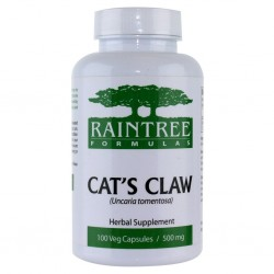 Cat ' s Claw (Raintree) 500 mg, 100 Kapseln