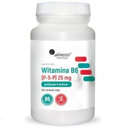 Vitamin B6 (P-5-P) 25 mg, 100 Tabletten